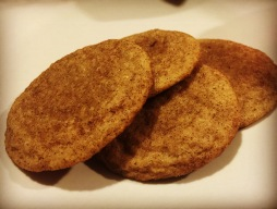 Cinnamon Sugar Snickerdoodles