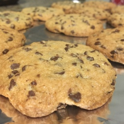 The Chewiest Chocolate Chip Cookies
