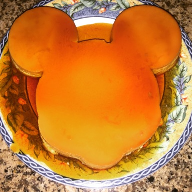 Mouse Flan